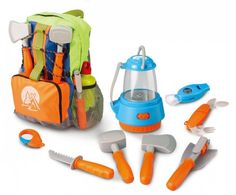 Give your nature scout their own set of survival tools.