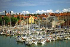 Visby Sweden- where my grandma is from:) Malta, Glasgow, Istanbul, Lappland, Tourist Trap, Travel Abroad, Beautiful Islands, Vacation Spots, Mona Lisa