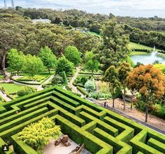 Enchanted Adventure Garden, Arthurs Seat near Mount Martha. Mornington Peninsula, Victoria, Australia. Photo: EnchantedAdventure