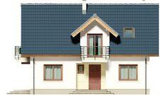 DOM.PL™ - Projekt domu ARP AMANT CE - DOM AP1-30 - gotowy koszt budowy Garage Doors, Outdoor Decor, Home Decor, Decoration Home, Room Decor, Home Interior Design, Carriage Doors, Home Decoration, Interior Design