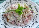 Druh receptu: Cestoviny - Page 5 of 8 - Mňamky-Recepty. Slovak Recipes, Italian Recipes, Pasta Recipes, Salad Recipes, Pasta Salad, Potato Salad, Health Fitness, Meals, Baking