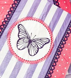 Secret Garden Paper Napkins (20)