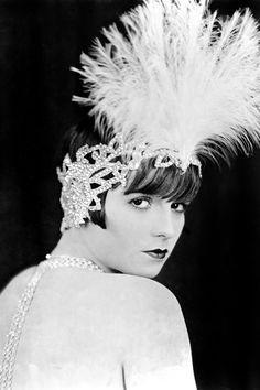 "Louise Brooks in ""The American Venus"" 1926"