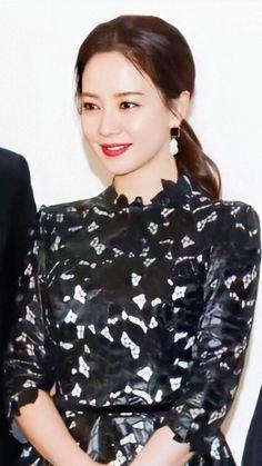 Ji Hyo Running Man, Lucky Ladies, Korean Beauty, Strong Women, Ulzzang, Taehyung, Ruffle Blouse, Actresses