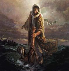 Morgan Weistling Christian Paintings | Morgan Weistling Our Refuge and Our Strength