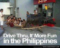 Philippine Drive Thru Pinoy Funny Pictures Filipino Funny, Filipino Memes, Seriously Funny, Really Funny, Cebu, Philippines, Funny Jokes, Hilarious, Stupid Funny
