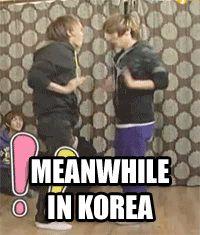 #justkoreanthings