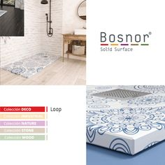 Solid Surface, Industrial, Kids Rugs, Stone, Wood, Ideas, Home Decor, Models, Shower Trays