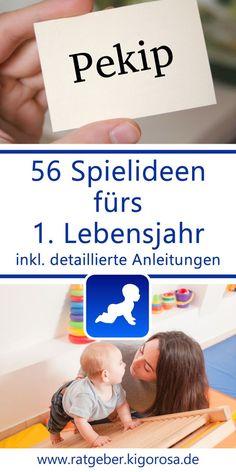 Spielideen für Babys