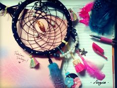 #Dreamcatcher #DIY by Jissyca