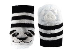 RC Pet Products Pawks Dog Socks Panda >>> Continue to the product at the image link.
