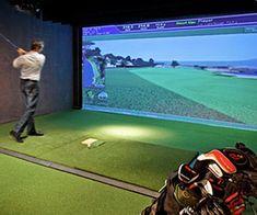 Indoor Golf Simulator $59,000.00