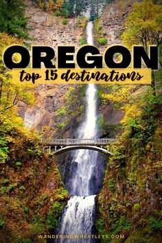Are you planning to travel to Oregon? Here is the ultimate guide to Oregon state, including 15 of the best places to visit in Oregon that range from outdoor wonders to must-visit cities in Oregon. Start planning your Oregon vacation today! I USA travel I places to go in Oregon I Oregon attractions I outdoor attractions in Oregon I things to do in Oregon I where to go in Oregon I destinations in Oregon I Oregon travel guide I top places in Oregon I adventures in Oregon I #USA #Oregon Usa Travel Guide, Travel Usa, Us Travel Destinations, Places To Travel, Beautiful Places In Usa, Visit Usa, Us Road Trip, South America Travel, United States Travel