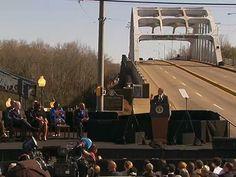 President Marks Civil Rights Milestone in Selma