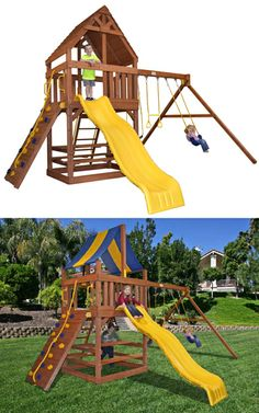 PNL Play Systems Classic Fort
