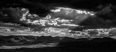 storms gathering …
