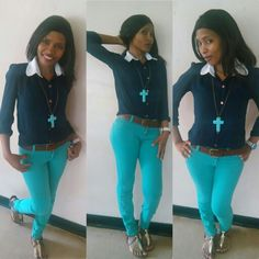 Mint and Navy. Mint And Navy, My Wardrobe, Style Me, Fashion, Moda, Fashion Styles, Fashion Illustrations