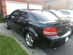 """""""Car - 2008 Dodge Avenger R/T in OAKVILLE, ON  $8,500"""""""