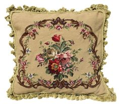 Gallery.ru / Фото #3 - Гобелены - Lin4ik Cross Stitch Embroidery, Cross Stitch Patterns, Pin Cushions, Needlepoint, Decorative Pillows, Needlework, Pillow Covers, Tapestry, Throw Pillows