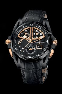 ULYSSE NARDIN Sonata Streamline Limited Edition  www.ChronoSales.com for all your luxury watch needs, sign up for our free newsletter, the new way to buy and sell luxury watches on the internet.  #ChronoSales