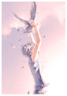 Re° Image - Zerochan Anime Image Board Anime Art Girl, Manga Art, Anime Illustration, Anime Kunst, Anime People, Boy Art, Anime Scenery, Beautiful Artwork, Aesthetic Art