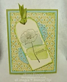Stamps, Paper, Ink Create!: Travel Class for April