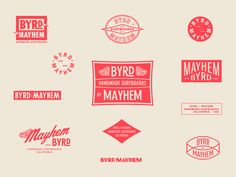 Byrd x Mayhem collab concepts