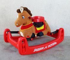 Radio Flyer bouncy horse _radioflyerbouncehorse