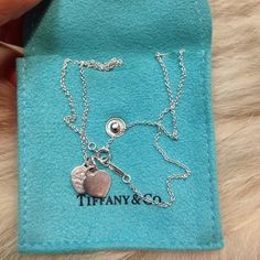 Double Heart Tiffany&co Necklace. Get the lowest price on Double Heart Tiffany&co Necklace and other fabulous designer clothing and accessories! Shop Tradesy now