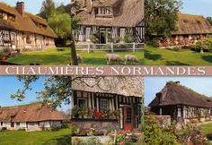"""""""chaumières normandes"""""""