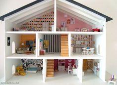 DIY Modern Dolls' House