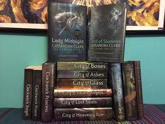 Awesome review of Lord of Shadows by Cassandra Clare!