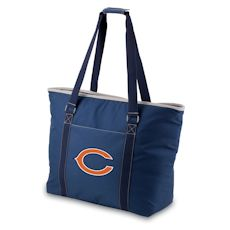 Picnic Time Tahoe Insulated Cooler Tote - Chicago Bears (Navy Blue)