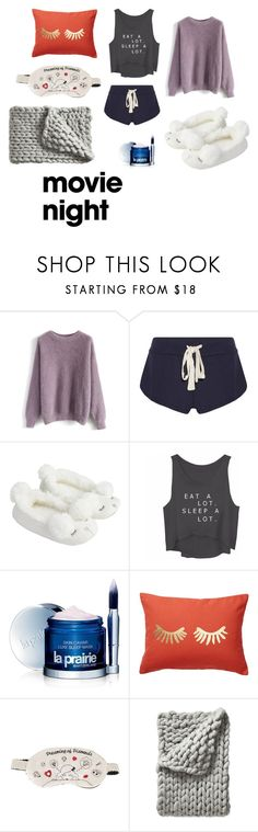 """Dreaming of Diamonds"" by evmegi ❤ liked on Polyvore featuring Chicwish, Eberjey, Accessorize, La Prairie, Nordstrom Rack, Morgan Lane and Serena & Lily"