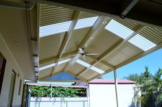 DMV Adelaide builds a wide range of modern carport, pergola, verandah, and patio designs - SA highest quality materials and services at an affordable price Carport Patio, Pergola Kits, Pergola Ideas, Pergola Lighting, Outdoor Lighting, Outdoor Decor, Patio Design, House Design, Modern Carport