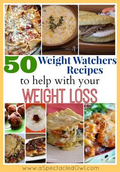 Family friendly Weight Watchers Recipes, for easy, healthy delicious dinners, desserts, snacks and treats, low fat, high flavor, with Points Plus