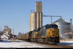 RailPictures.Net Photo: CSXT 3152 CSX Transportation (CSXT) GE ES44AC-H at Baldwin, Wisconsin by Josh Cleary