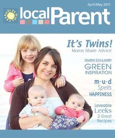 LocalParent April/May 2015 issue: Pick up the latest edition in your community. | Local Parent