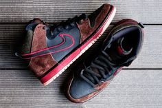 new style 15b8d 36f8d Brooklyn Projects x Nike SB Dunk High