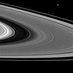 今週の宇宙画像:土星照、トルネードの爪跡ほか | ナショナルジオグラフィック日本版サイト