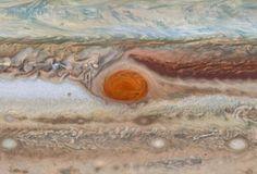 木星の表面全体をハッブル宇宙望遠鏡でとらえた画像を欧州宇宙機関(ESA)などが公開 http://www.spacetelescope.org/news/heic1522/