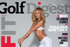Paulina Gretzky, daughter of Wayne Gretzky