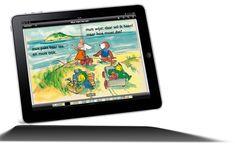 AVI lezen op de iPad of iPhone: leesboekjes met geluid zijn een succes!