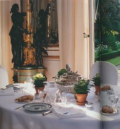 Givenchy's Paris Apartment