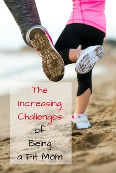 Motivation for fit moms in handling the common challenges we face while trying to stay fit.