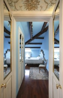Bedroom hallway by Helen, architectural designer on Design for Me.