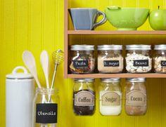 50 ways to repurpose glass jars