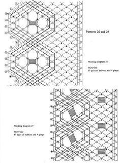 Bucks point lace patterns 50 patterns - lini diaz - Picasa Web Albums