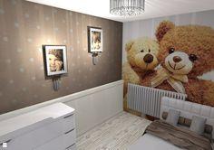 Pokój dziecka - Styl Nowoczesny - Studio graficzne SCHADE