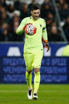 Hugo Lloris. France v Russia - International Friendly